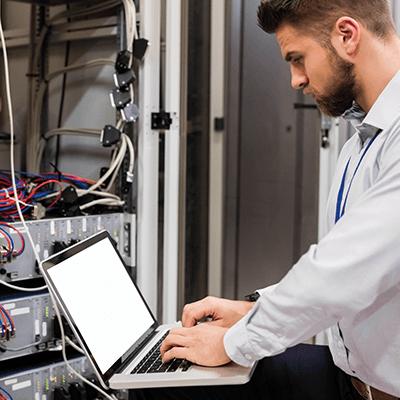 L'indépendance du système NetXServ est la garantie de votre sécurité